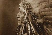 Indians~Original Americans / by Chip Jackson