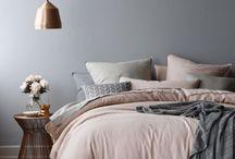 I N T E R I E U R // Schlafzimmer / Ist dein Bett nicht der schönste Ort auf der Welt? Jetzt ganz bestimmt. :)