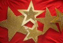 Paper stars / Paper stars
