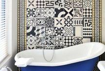 Feature Tiles / Walls