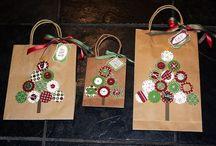 Gift bags / Handmade gift bags