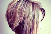 Hairstyles / Come on, come here and look for the perfect hairstyle. Just try. We all need a change!