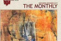 THE MONTHLY / The Studio Door's virtual magazine