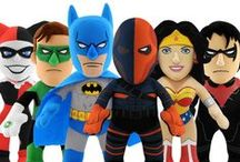 DC Universe Series 1 / Bring home all of your favorite superheroes and villains as plush today!