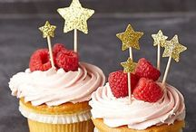 Cupcake toppers / Cupcake, cake toppers