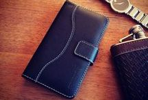 Galaxy Note 3 Wallet Case / Galaxy Note 3 Real Leather Wallet Case