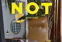 magazine / mag gezien worden