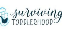 Surviving Toddlerhood / The best posts from Surviving Toddlerhood are found here. You will find motherhood encouragement, child training ideas, natural living posts, grain free recipes, allergen free recipes, and more! Surviving Toddlerhood is about surviving the little years through Jesus's strength, coffee, fitness, and planning.  Christian Motherhood, Postpartum Care, VBAC, Vaginal Birth After Cesarean, Childbirth, Pregnancy, Homeschooling. #momlife #motherhood #momhacks #Christianmotherhood #pregnancy #postpartum