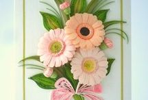 Beautiful Quilled Cards / by GraftonPl