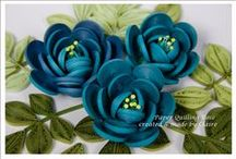 Quilled Roses / by GraftonPl