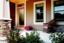 Make a Memorable Entrance / Our large selection of exterior door styles allow you to choose a front door that reflects your personal style. Plus, with Waudena Millwork, you'll never sacrifice quality or energy-efficiency for design. Our doors are made to last. Visit waudenamillwork.com to learn more.