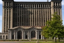 Detroit Architecture / by Marygrove College