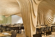 Inspirational Restaurant and Bar Design / Inspirational Restaurant and Bar Design