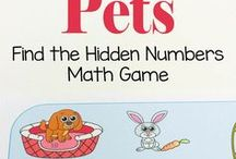 MATH / Did you know that Math can be fun??? Forget about boring math worksheets and think hands on activities!!! Bring on the addition games and subtraction games. Bring on the shape activities as well as fractions and time activities. Oh yeah, lets not forget counting activities.