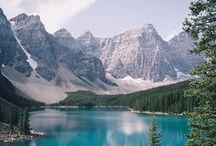 Bergen / en nog eens bergen en mooie vergezichten...