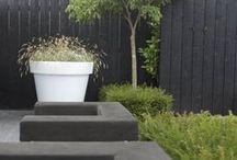 Garden ideas / Tuin ideeën / garden ideas