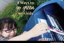 Tips on Being a Greener Family
