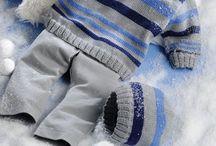 Prendas tejidas en crochet y agujas para bebes y niños / Chambritas, vestidos, sweaters, chalecos, etc... / by Ma Antonieta Padron