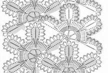 Tecnicas de tejido con patrones / Patrones / by Ma Antonieta Padron