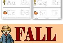 Fall / Don't you love the fall season? Fall season declarations, fall recipes as well as fall activities for kids.
