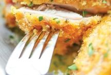 Chicken Recipes and More / Who doesn't love chicken? Healthy chicken recipes are what I am trying to collect and this may be baked chicken recipes, easy chicken recipes and definitely some quick chicken recipes. Oh and if we feel like it we can also gook a few beef recipes or whatever :)
