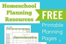 Homeschooling Resources / The world of homeschooling differs from one family to the next and so this is my one spot to see homeschool schedules, homeschool routine, homeschool rooms and homeschool ideas for inspiration.