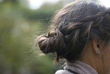 •Hair Style