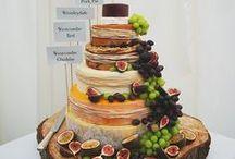 Сырные столы на свадьбу / Вариации на тему сырного стола для свадьбы (на замену сладкому столу)