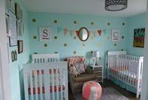 Quartos infantis / Ideias de quartos para crianças