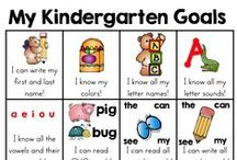 Kindergarten / It's time for kindergarten already? This board is dedicated to kindergarten ideas and teaching kindergarten at home.