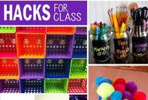 Back to School / Back to school (or in our case back to homeschool) ideas, back to school organization and more school ideas