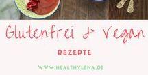 Glutenfrei & Vegan || Rezepte / Du ernährst dich glutenfrei oder vegan und bist auf der Suche nach abwechslungsreichen Rezepten? Dann bist du hier genau richtig! Hier erwarten dich gesunde, vegane Rezepte ganz ohne Gluten. Und keine Sorge: großartig schmecken tun sie auch noch!