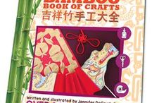 Panda Crafts / Pandas are so wonderful! They are included in Lucky Bamboo Book of Crafts (written by me!) and here are more fun ideas