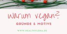 Warum Vegan? || Hintergrundinfos / Warum du dich vegan ernähren solltest? Hier erfährst du Gründe, Hintergrundinfos und wichtige Fakten zur veganen Ernährung!