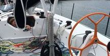 Rigging services / Premiumropes has a professional team of riggers who fly around the world for rigging services on your yacht. #rigging #riggingservices #premiumropes #international #worldwide #sailing #sailingboat #yacht #racing #yachtrigging