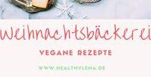 Vegane Weihnachtsbäckerei / Willkommen in der veganen Weihnachtsbäckerei! Hier gibt es spannende vegane Rezepte für Weihnachten. Rezepte für Plätzchen, Kuchen, Kekse und mehr. Alles für die vegane Weihnachtsbäckerei. #vegan #glutenfrei #backen