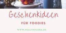 Geschenkideen für Foodies & mehr / Hier findest du Geschenkideen zum Thema Fair Fashion und Nachhaltigkeit. Auch vegane Foodies kommen hier auf ihre Kosten - das perfekte Geschenk für Weihnachten und Geburtstage.