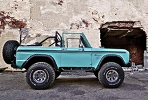 Bronco 1000+ pics / Classic Bronco Early Bronco Ford bronco 1966-1977 66-77 / by Timkhana