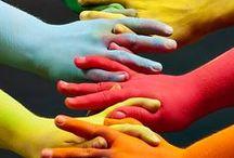Inspiration & Lovely Colours