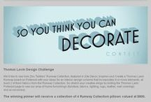 So You Think You Can Decorate