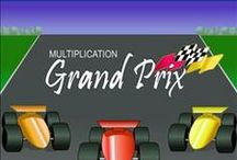 Multiplication.com  Free Games / Popular games on multiplication.com that help master the times tables.