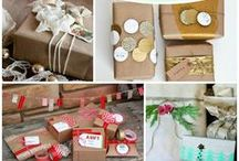 It's a Wrap! / Step up your gift wrapping game with these fun ideas.