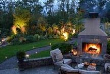 Salisbury Landscaping - Outdoor Fireplaces