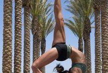 my yoga / by Maria Carbuccia