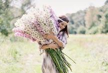 Flowers & fashion