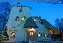 Cob houses *