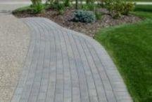 Salisbury Landscaping - Contemporary Modern, Clean Lines / Work done by Salisbury Landscaping