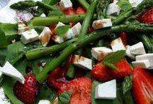 Zdrowe odżywianie / pomysły na zdrowe, pyszne i pięknie podane posiłki