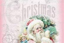 Pink Christmas ♡