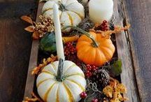 Everything Pumpkin / What fun Fall can be
